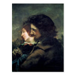 Los amantes felices, 1844 postales