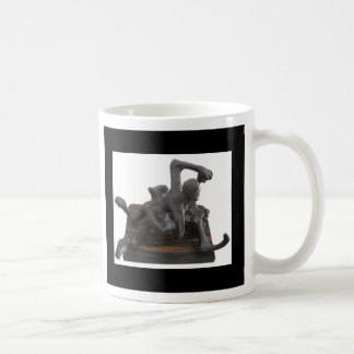 Los amantes taza clásica
