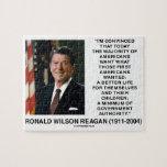 Los americanos de Ronald Reagan quieren al Rompecabeza Con Fotos