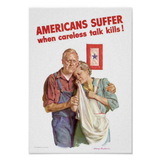 Los americanos sufren… impresiones