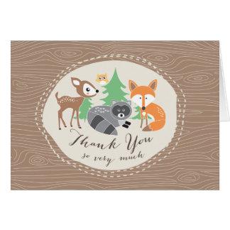 Los amigos del arbolado le agradecen cardar tarjeta pequeña
