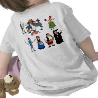 Los AMIGOS del Don Quijote - enredadera - Camiseta