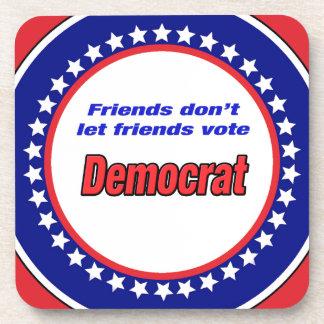 Los amigos no dejan el voto Demócrata de los Posavasos