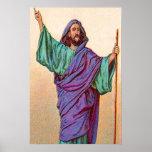 Los Amos 1 Amos hablan el poster de la palabra de Póster