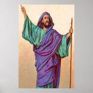 Los Amos 1 Amos hablan el poster de la palabra de