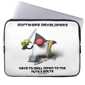 Los analistas de programas informáticos tienen que fundas portátiles