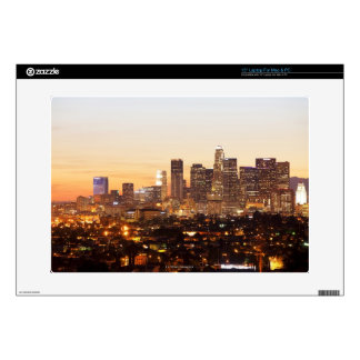 """Los Angeles 15"""" Laptop Decal"""