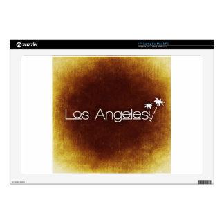 """Los Angeles 17"""" Laptop Skin"""
