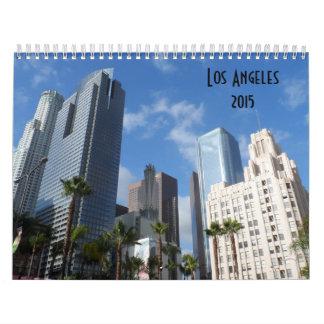 Los Ángeles 2015 Calendario