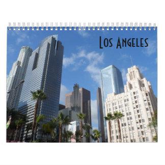 Los Angeles 2018 Calendar