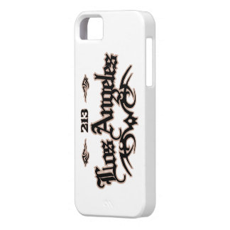 Los Angeles 213 iPhone SE/5/5s Case