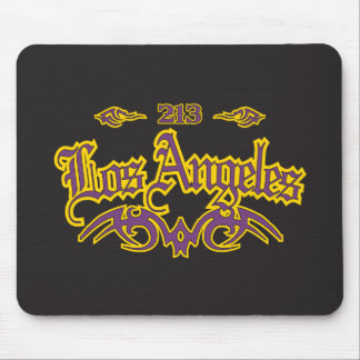Los Angeles 213 Mouse Pad