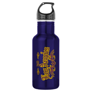 Los Angeles 213 Stainless Steel Water Bottle