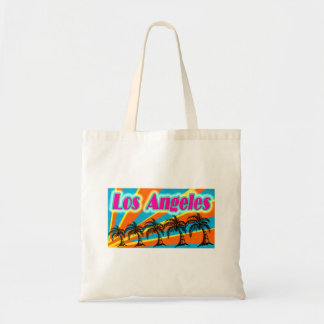 Los Angeles 5 Palm Trees Bag