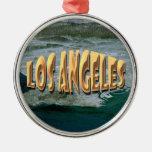 Los Ángeles Adornos De Navidad