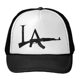 Los Angeles AK47 Trucker Hat