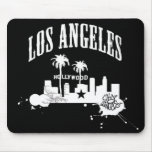 Los Ángeles Alfombrillas De Ratones