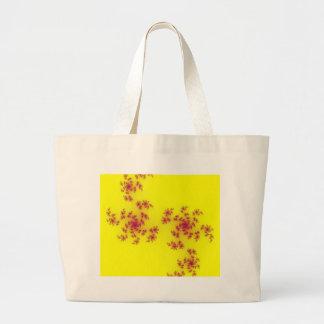 Los ángeles amarillos vuelan bolsas de mano