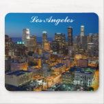 Los Angeles at Dusk Mouse Pad
