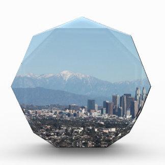 Los Angeles Acrylic Award
