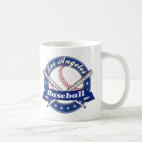 Los Angeles Baseball Coffee Mug