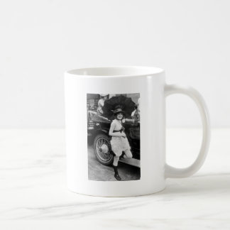 Los Angeles Bather, early 1900s Mugs