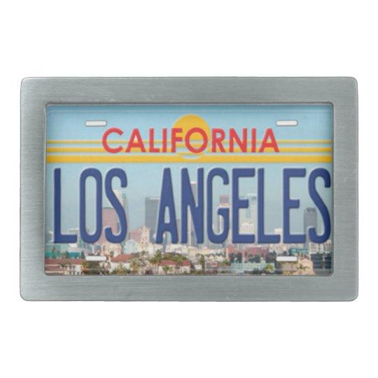 Los Angeles Belt Buckle