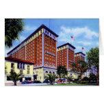 Los Angeles Biltmore Hotel 1940 Greeting Card