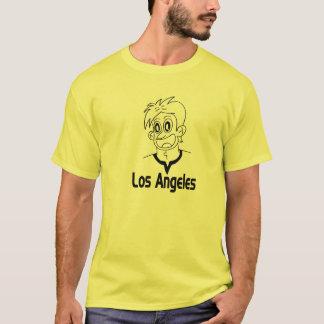Los Angeles Boy (Black Line) T-Shirt
