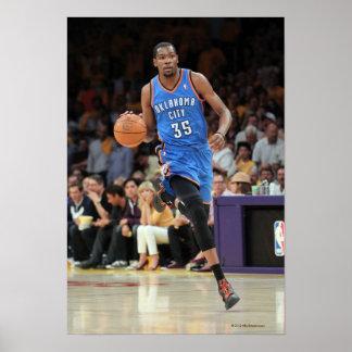 LOS ÁNGELES, CA - 18 DE MAYO:  Kevin Durant #35 de Póster
