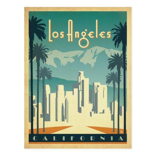Arte Design In Los Angeles Images: Los Angeles, CA 2 Postcard