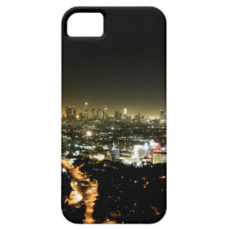 Los Angeles, CA Beautiful Nighttime iPhone 5 Cases
