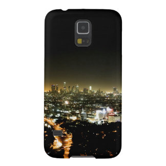Los Angeles, CA Beautiful Nighttime Galaxy S5 Case