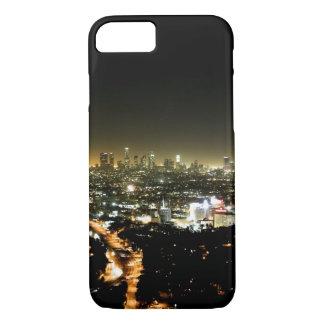 Los Angeles, CA Beautiful Nighttime iPhone 8/7 Case