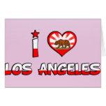 Los Angeles, CA Greeting Cards