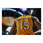 LOS ANGELES, CA - MAY 12:  Metta World Peace #15 Poster