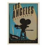 Los Angeles, CA Postcard