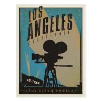 Los Angeles, CA Postcard