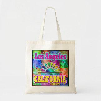 Los Angeles CA Sun & Palms Bag