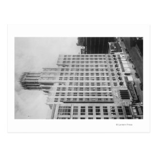 Los Angeles, CA United Artists Theater Postcard
