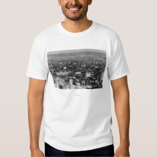 Los Angeles, CA View of Hollywood Hills T-shirt