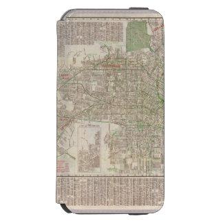 Los Angeles, California 2 iPhone 6/6s Wallet Case