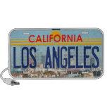 Los Ángeles California - altavoces