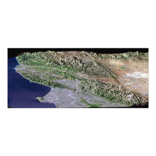 Los Angeles, California Art Photo