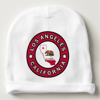 Los Angeles California Baby Beanie