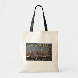 Los Angeles California Budget Tote