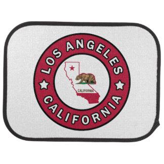 Los Angeles California Car Mat