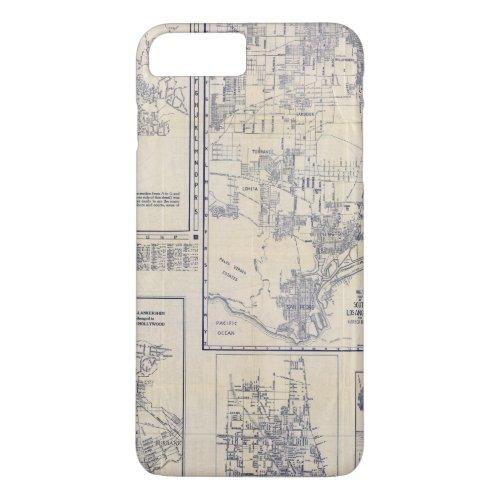 Los Angeles California iPhone 8 Plus7 Plus Case