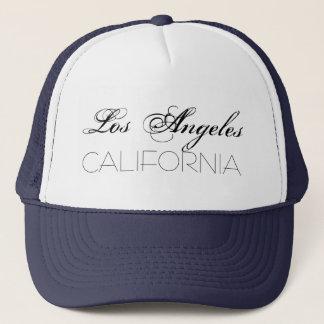 Los Angeles California chic customizable Trucker Hat
