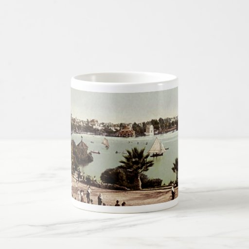 Los Angeles, California Classic White Coffee Mug
